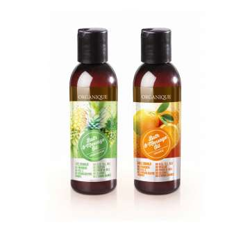 Organique Bath & Massage Oil