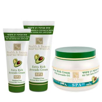 Extra Rich Avocado Bodycream 100ml