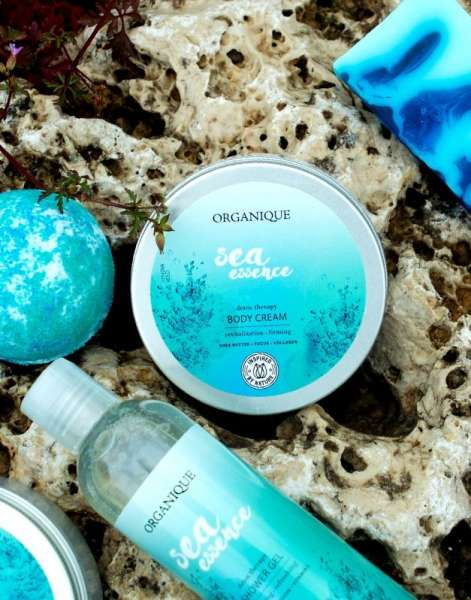 Organique Sea Essence Body Creme