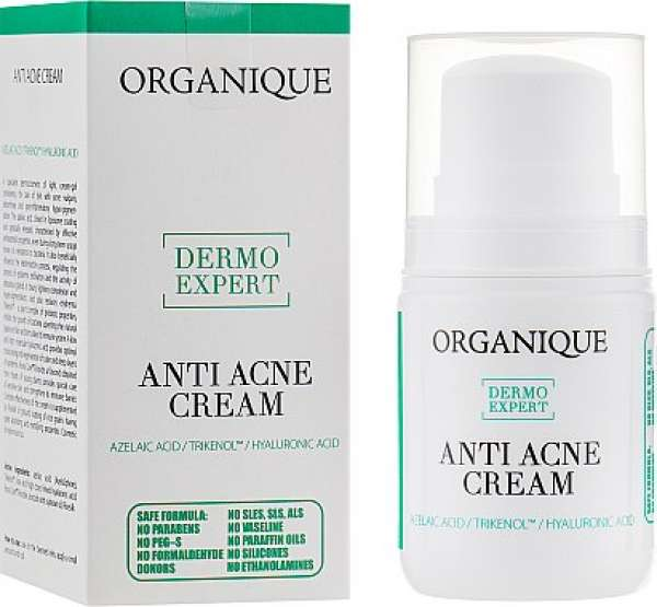 ORGANIQUE Dermo Expert Anti Acne Cream
